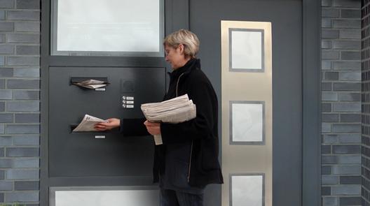 allebacker Briefkasten-Anlagen und Briefkasten